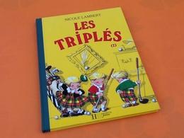 Nicole Lambert Les  Triplés  (1991) - Boeken, Tijdschriften, Stripverhalen