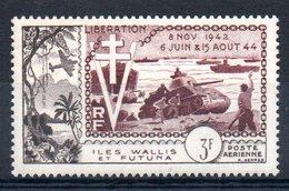 WALLIS & FUTUNA - YT PA N° 14 - Neuf ** - MNH - Cote: 12,00 € - Posta Aerea