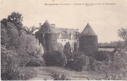 MONPAZIER     EN DORDOGNE  CHATEAU DE MARSALES  CPA  CIRCULEE - France
