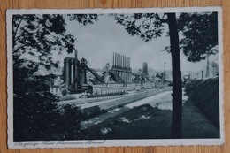 57 : Hayange - Haut Fourneaux Patural - Hauts Fourneaux - Industrie / Usine - (n°15402) - Hayange