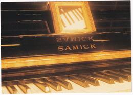 Fotomarathon I Kobenhavn - Aug. 1992 - Copenhagen Photo Week - (Danmark) - 'SAMICK' Piano/Klavier - Denemarken