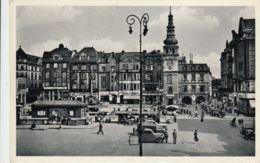 AK - Tschechien - Mährisch Ostrau - Am Hauptplatz - Tschechische Republik