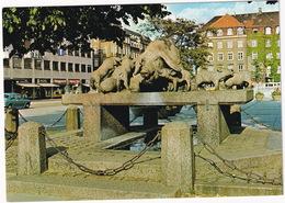 Arhus - Ceres-Bronden Af Mogens Boggild / The Ceres Well / Ceres-Brunnen -  (Danmark) - Denemarken