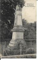 88 - Médonville - Le Monument Aux Morts De La Guerre - Francia