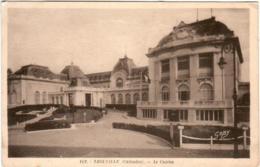 4KSY 228 CPA - TROUVILLE - LE CASINO - Trouville