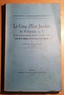 Le Coup D'état Jacobin Du 18 Fructidor An V Et Ses Répercussions Dans La Haute Loire E. DELCAMBRE 1942 Révolution VELAY - Auvergne