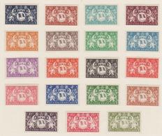 GUYANE      N° YVERT  :  182/200    NEUF SANS CHARNIERE        ( NSCH  1/37  ) - Unused Stamps