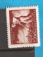 1945 176  AGRICOLTURA    CROAZIA KROATIEN  MNH  LUX - Croazia