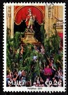 Malta  2015 Gestempelt (6598) - Malta