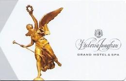 Switzerland: Victoria Jungfrau Interlaken - Hotelkarten