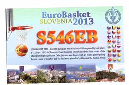 Championnat D'Europe 2014 Basketball EuroBasket Slovénie - Eslovenia