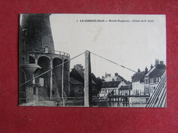La Gorgue (Nord) - Moulin Duquenne - Ecluse De La Lawe - France