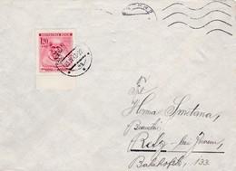 Böhmen Und Mähren - Brief Aus Brünn 1943 - Covers & Documents