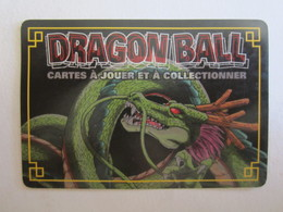 Carte De Collection Dragon Ball Shenron Voeux De Destruction - Autres Collections