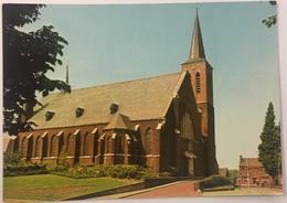 (167) Velden - R.K. Kerk -  Het Is 10 Na 11u - Twee Fietsers. - Venlo