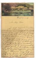 CHINE - Lettre Correspondance écrite De  TIENTSIN   Le 10/01/1937 - Belle Illustration En Début De Page - Historical Documents