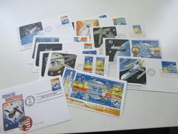 USA 1981 Erfolge Der Raumfahrt 12 Sonderbelege / FDC Weltraum / Raumfahrt / Astrophilie - USA