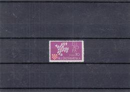 Europa 1961 - Croatie - Timbre De 1961 ** - émission De Propagande - Valeur 75 Euros ( Cat Maury 2011 ) - Croazia