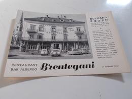 B731  Bolzano Ristorante Brentegani Non Viaggiata - Bolzano