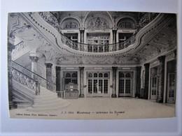 SUISSE - VAUD - MONTREUX - Intérieur Du Kursaal - 1908 - VD Vaud