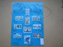 "VEND BEAUX TIMBRES DES T.A.A.F. , ANNEE 1978 , OBLITERATIONS "" PORT AUX FRANCAIS-KERGUELEN "" !!! - Französische Süd- Und Antarktisgebiete (TAAF)"