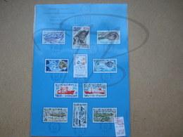 "VEND BEAUX TIMBRES DES T.A.A.F. , ANNEE 1977 , SAUF N° 64 + 65 , OBLITERATIONS "" PORT AUX FRANCAIS-KERGUELEN "" !!! - Französische Süd- Und Antarktisgebiete (TAAF)"