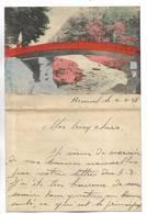 CHINE - Lettre Correspondance écrite De  ARSENAL ( TIENTSIN )  Le 04/04/1938 - Belle Illustration En Début De Page - Historical Documents