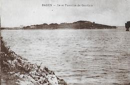 Baden. L'ile Et Tumulus De Gavrinis. - France