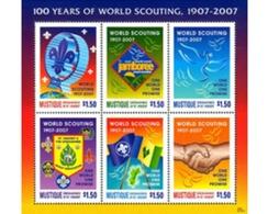 Ref. 236412 * MNH * - MUSTIQUE. St. Vincent And The Grenadines. 2007.  - St.Vincent & Grenadines