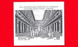 Nuovo - MNH - ITALIA - 2019 - 250 Anni Delle Gallerie Degli Uffizi (Firenze) – Cortile - Loggiato -B - 1946-.. République