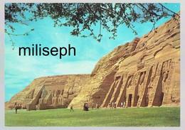EGYPTE - ABU SIMBEL - Le Temple  (4690) - Autres