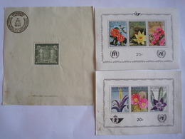 BELGIQUE - 14 Blocs Sans Gomme Dont Quelques Bonnes Valeurs - 5 Photos - Blocks & Sheetlets 1924-1960