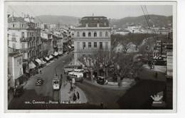 06 - CANNES - Place De La Mairie - Tacot (N19) - Cannes