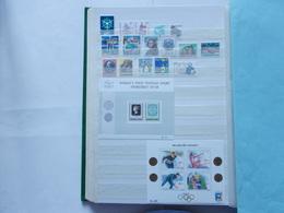 NORVEGE -     Année 1990  Du N° 994  Au 1015  Neuf XX ( Voir Photo ) - Années Complètes