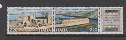 Italy Republic S 1494-1495 1980 Engineering 1st Issue  ,used - 6. 1946-.. Republic