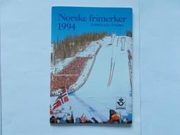 NORVEGE -     Année 1994  Pochettes Annuelles  Neuf XX ( Voir Photo ) - Années Complètes