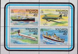 Salomon 406/09 ** - Schiffe