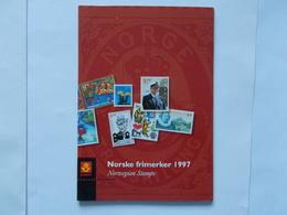 NORVEGE -     Année 1997  Pochettes Annuelles  Neuf XX ( Voir Photo ) - Années Complètes