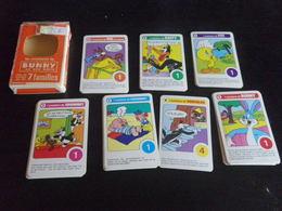 Jeu De 7 Familles - BUNNY ET SES AMIS - Speelkaarten