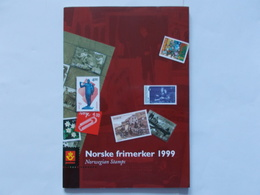 NORVEGE -     Année 1999  Pochettes Annuelles  Neuf XX ( Voir Photo ) - Années Complètes