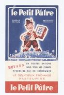BUVARD--FROMAGE  LE PETIT PATRE  --  Z900 - Produits Laitiers