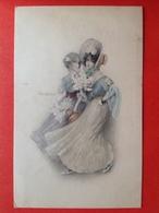 1907 - M.M. VIENNE Nr 270 - FEMMES DELICATES - ROMANTIQUE - ROMANTISCHE DAMES - Vienne