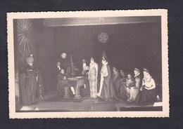 Photo Originale Bar Le Duc Theatre Bleus De Bar ? Representation Theatrale Theme Napoleon - Lieux