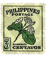 Ref. 88927 * MNH * - PHILIPPINES. 1948. NATIONAL FLOWER . FLOR NACIONAL - Filipinas