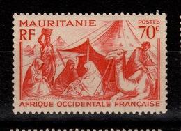 Mauritanie - YV 108 N** - Unused Stamps