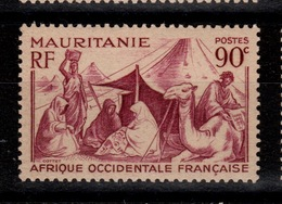 Mauritanie - YV 109 N** - Mauritanie (1906-1944)