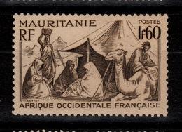 Mauritanie - YV 113 N** - Nuevos