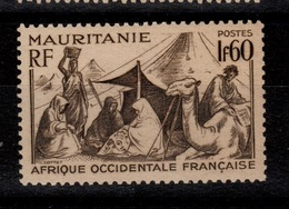 Mauritanie - YV 113 N** - Mauritanië (1906-1944)