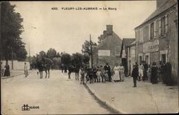 Cp Fleury Les Aubrais Loiret, Le Bourg - Autres Communes