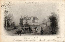 RANDAN   AUVERGNE - Châteaux